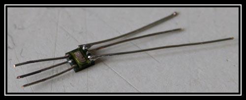 MAX44009 - 2mm x 2mm x 0.6mm UTDFN-Opto